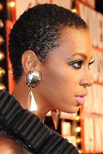 The Best The K*Nky Chronicle Natural Hair Icon Solange Knowles Pictures