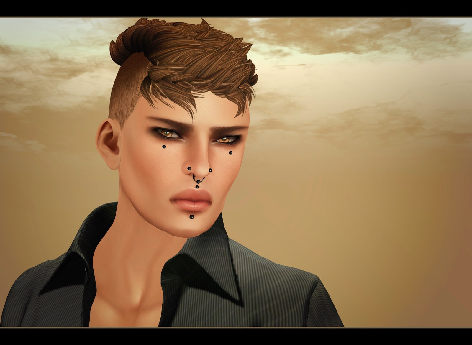 The Best Style Yakuza Hair Fair 2013 Part 5 Pictures