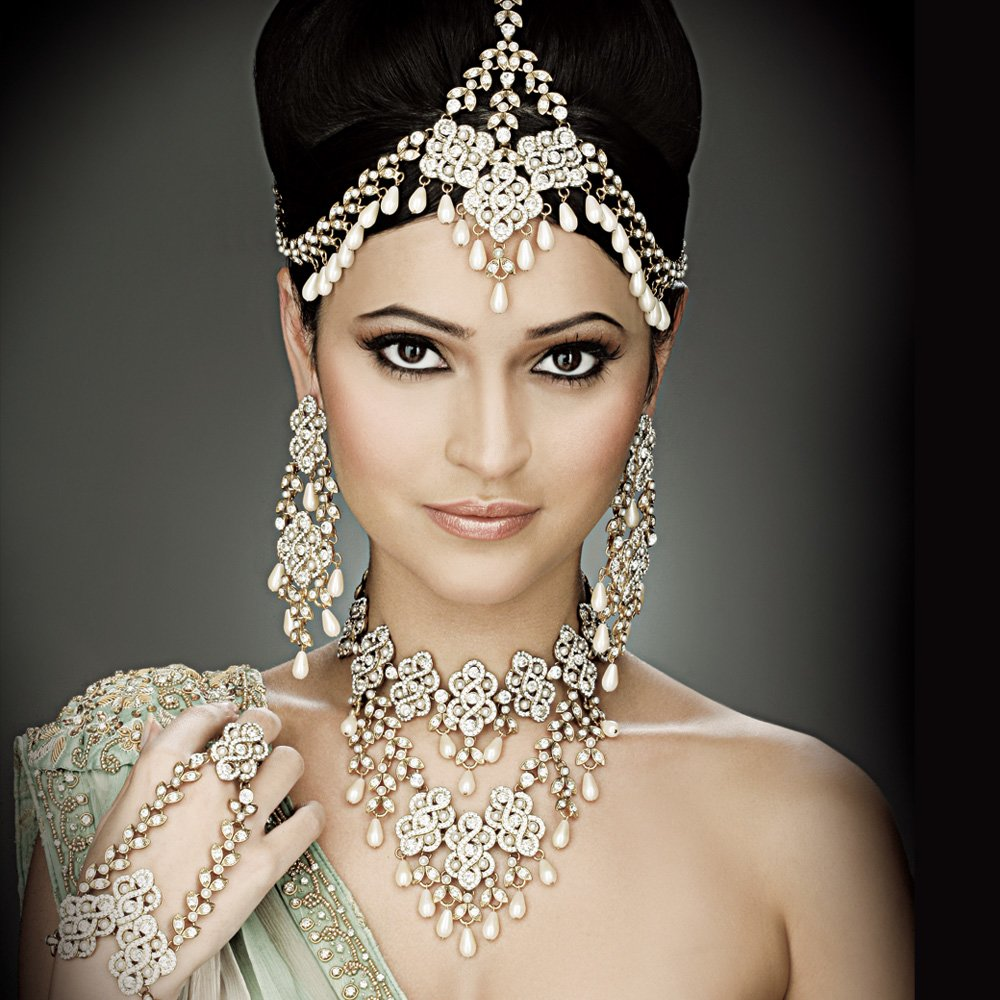 The Best Indian Bridal Hairstyles Photos And Videos Fashion Life Pictures