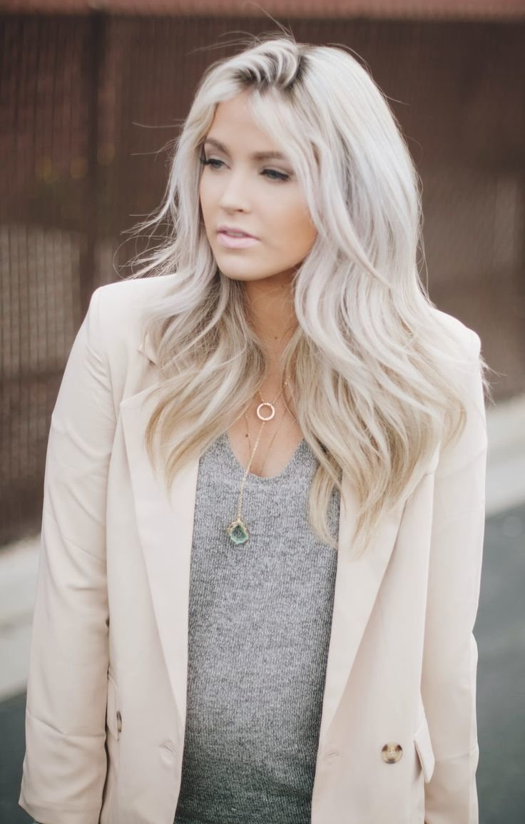 The Best Gorgeous Platinum Hairstyles The Haircut Web Pictures