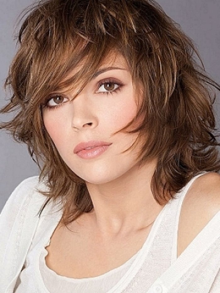 The Best Medium Length Haircut September 2012 Pictures