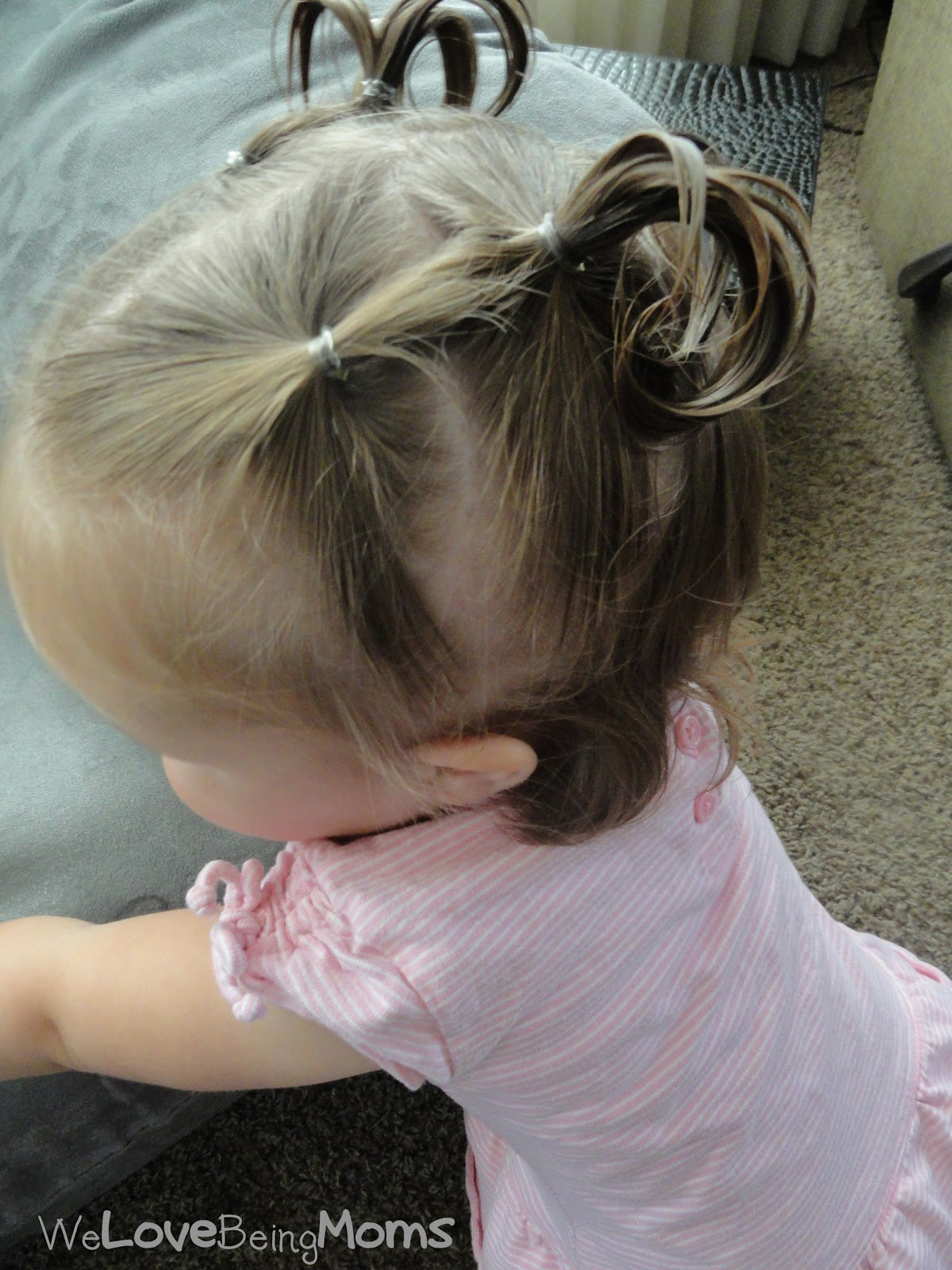 The Best We Love Being Moms Toddler Hairstyles Pictures