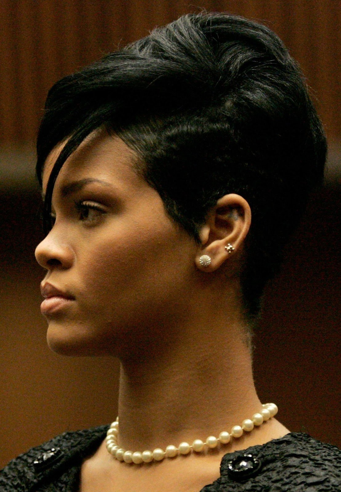 The Best Medium Length Haircut Short Black Hairstyles Pictures