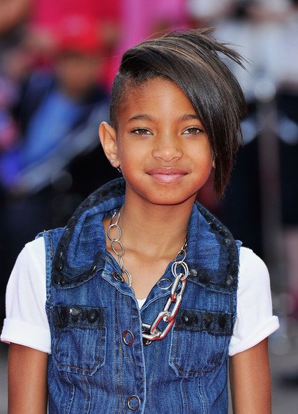 The Best Tren Hairstyle Willow Smith Hairstyles Pictures