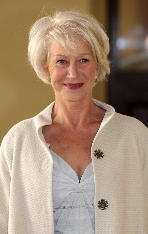 The Best Short Formal Hairstyles For Older Women 2013 Fashion Pictures