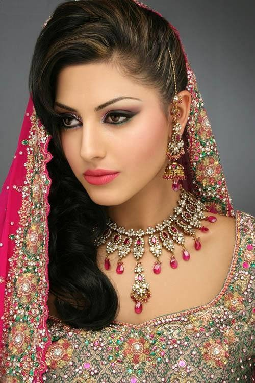 The Best 20 Wedding Hairstyles For Indian Brides Stylishwife Pictures