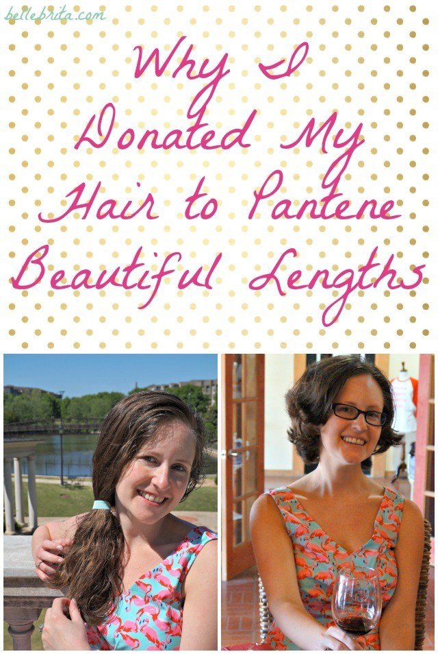 The Best I Donated My Hair To Pantene Beautiful Lengths Belle Brita Pictures