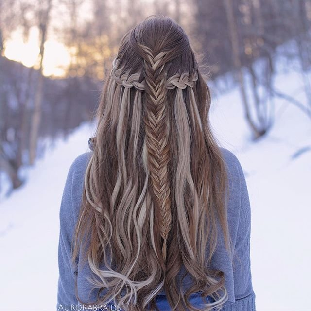 The Best Magnificent Braids By Mia Linda Norway The Haircut Web Pictures