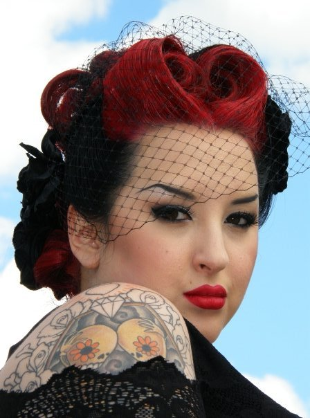 The Best Fashion Hairstyles Rockabilly Hairstyles Pictures
