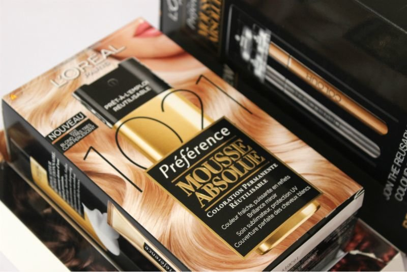 The Best L Oreal Mousse Absolue Permanent Hair Colour Review The Pictures