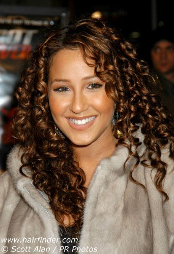 The Best New Spiral Curly Hairstyle Pictures Prom Hairstyles Pictures