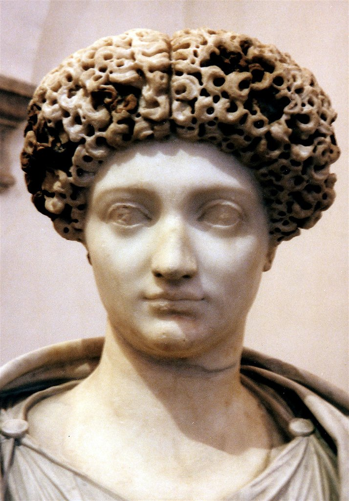 The Best Reinette Ancient Roman Hairstyles And Headdresses From Pictures