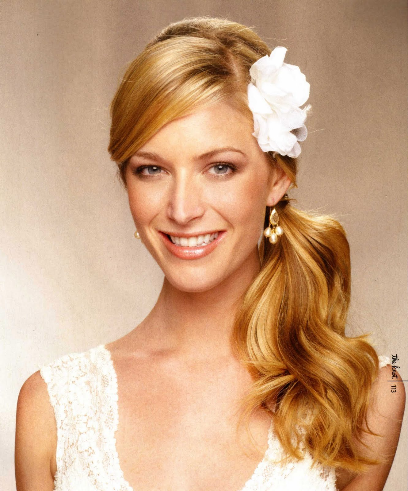 The Best Beach Wedding Hairstyles 2011 Shaadi Pictures