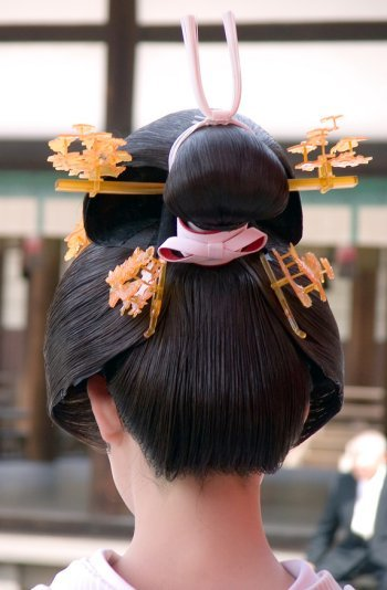 The Best Traditional Japanese Wedding Hairstyles Picture Pictures