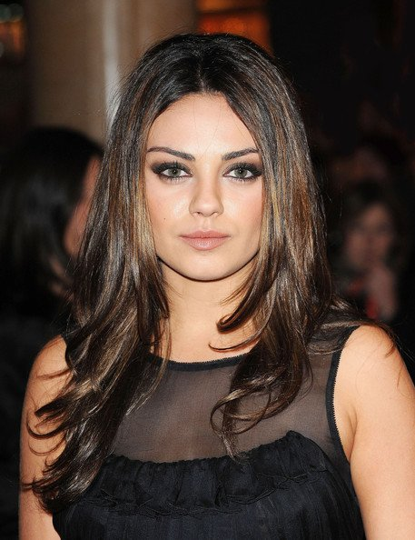 The Best Picture Gallery Mila Kunis Hairstyles Hair Gallery Pictures