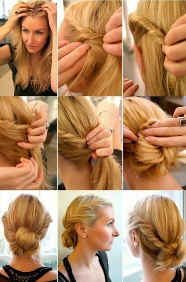 The Best Beauty Land 5 Quick And Easy Hairstyles Pictures