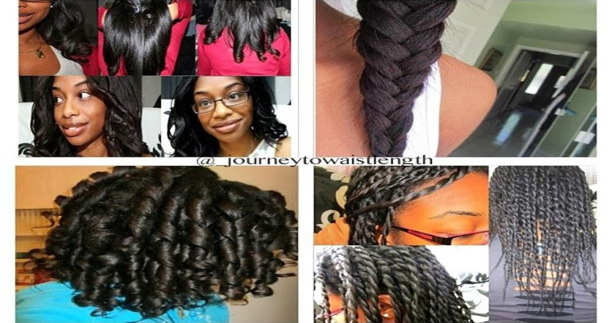 The Best Journey To Waist Length Over 10 Different Hairstyles Pictures