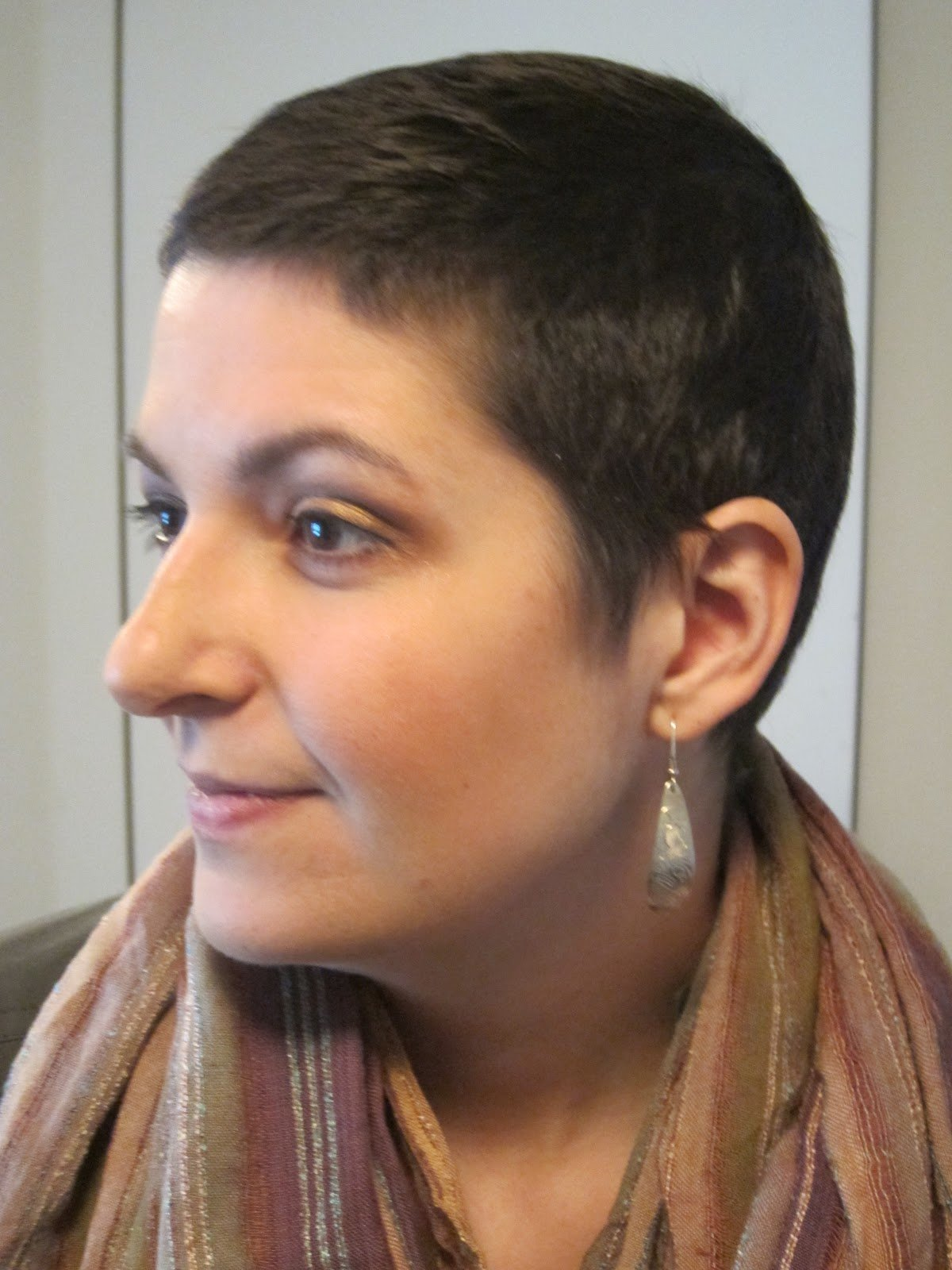 The Best Boobey Trapped Hair Regrowth After Chemo Pictures