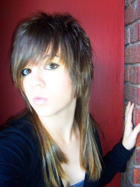The Best Fashion Gallery Emo Hairstyle Pictures