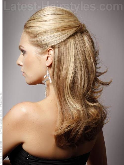The Best 13 Super Hot Prom Updos For Long Hair Pictures