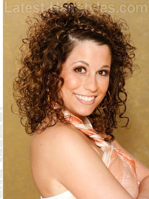 The Best A Must Have List Curly Hairstyles Throughout Winter Pictures