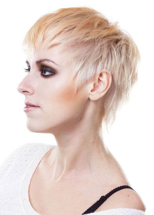 The Best 20 Fun Spunky Short Blonde Hairstyle Ideas Pictures