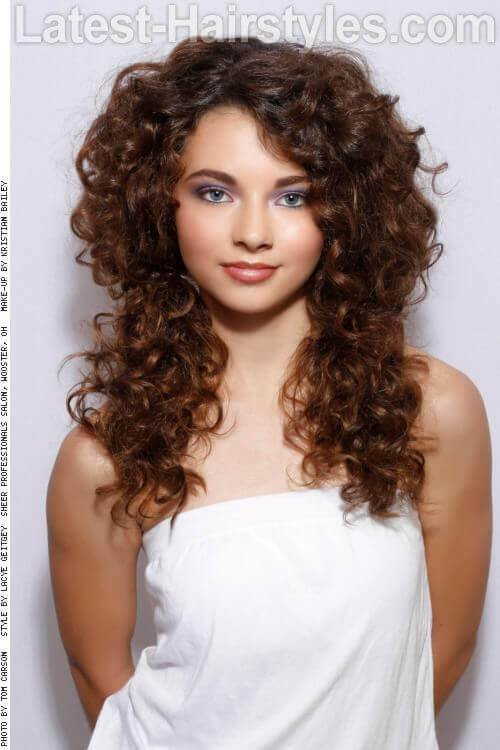 The Best Revitalize Your Look 21 Long Hairstyles For Spring Pictures