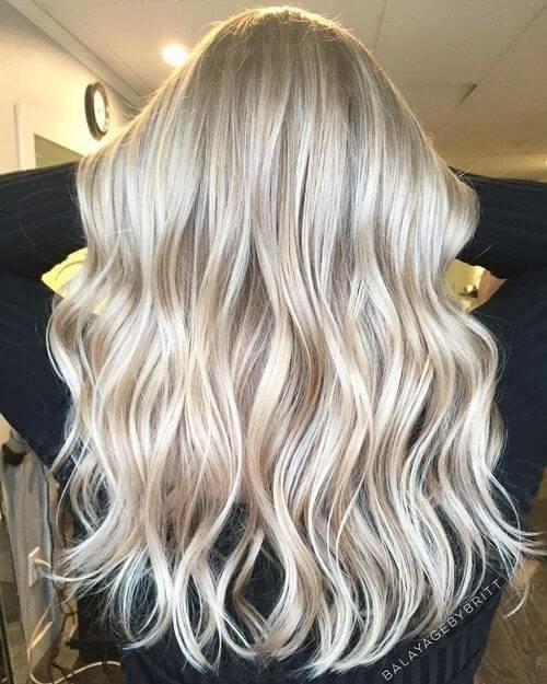 The Best 22 Greatest Blonde Hair Colors In 2018 Honey D*Rty Ash Pictures