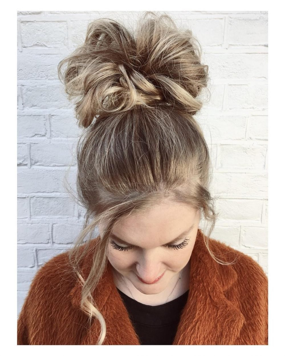 The Best 32 Cute Easy Updos For Long Hair You Have To See For 2018 Pictures