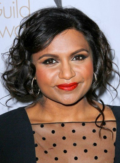 The Best Mindy Kaling Beauty Riot Pictures
