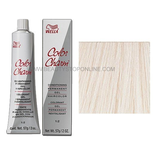 The Best Wella Color Charm Permanent Gel 12A 1210 Frosty Ash Pictures