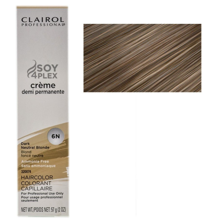 The Best Clairol Pro Demi Permanent Creme Hair Color With Soy 4 Pictures