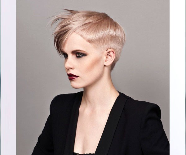 The Best 30 Astounding Short Blonde Hairstyles Slodive Pictures
