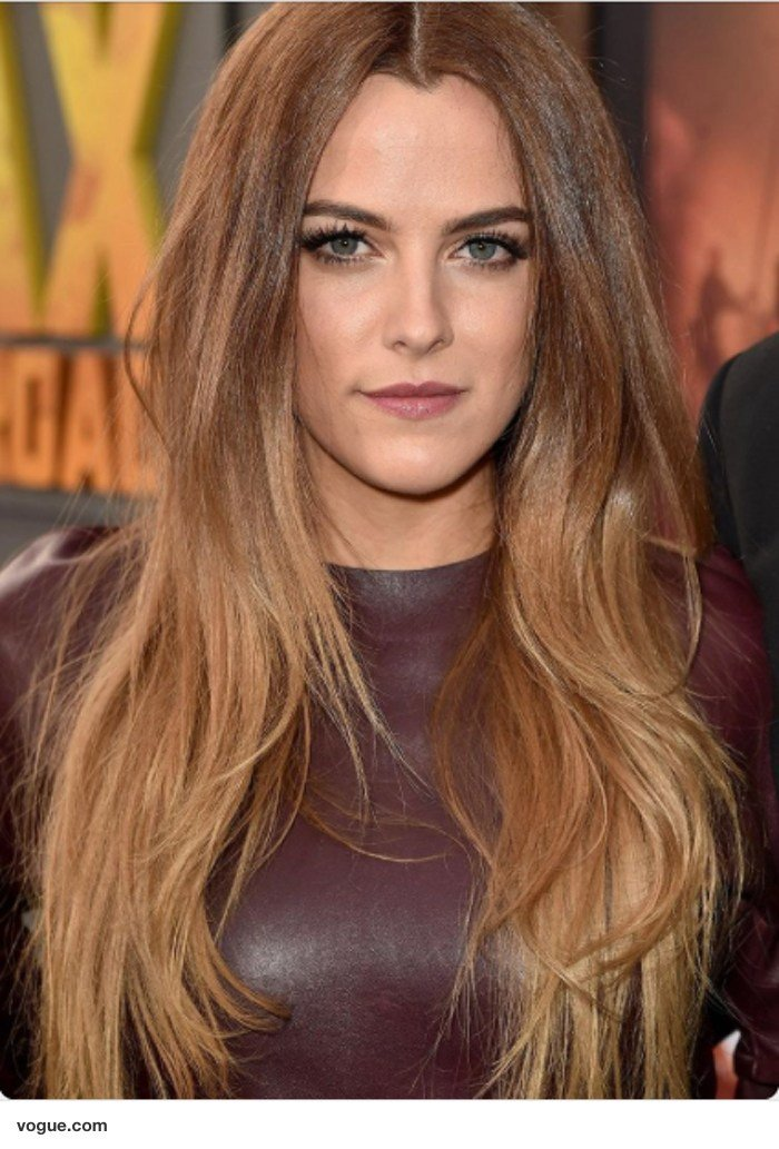 The Best Stylenoted Fall Color Inspiration Riley Keough's Toffee Pictures