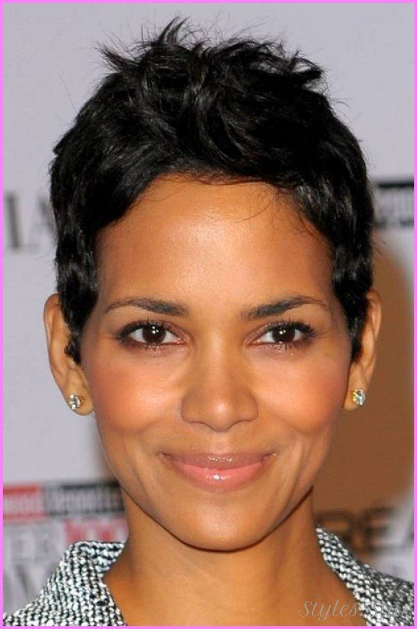 The Best Haircuts For Round Faces Black Women Stylesstar Com Pictures