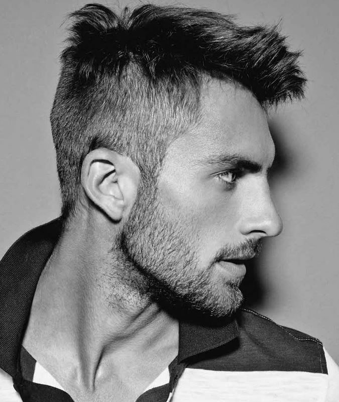 The Best Barber Approved Faux Hawk Hairstyles For Men Fashionbeans Pictures