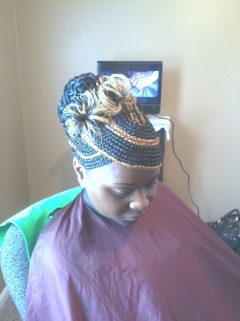 The Best Styles By Kenny Coo Swoop Close Cornrows Pictures