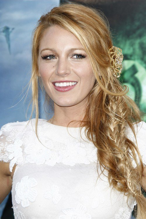 The Best Blake Lively S Hairstyles Hair Colors Steal Her Style Pictures
