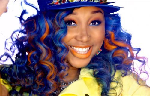 The Best Zonnique Pullins Hairstyles Hair Colors Steal Her Style Pictures