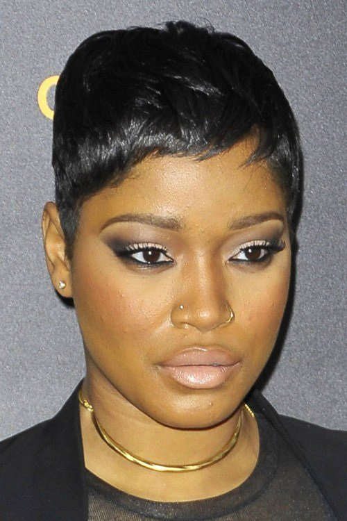 The Best Keke Palmer Blonde Short Haircut Haircuts Models Ideas Pictures
