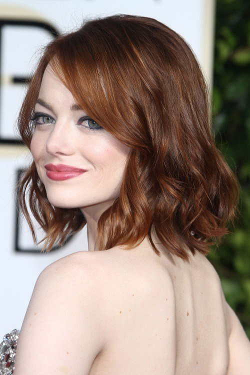 The Best Emma Stone S Hairstyles Hair Colors Steal Her Style Pictures