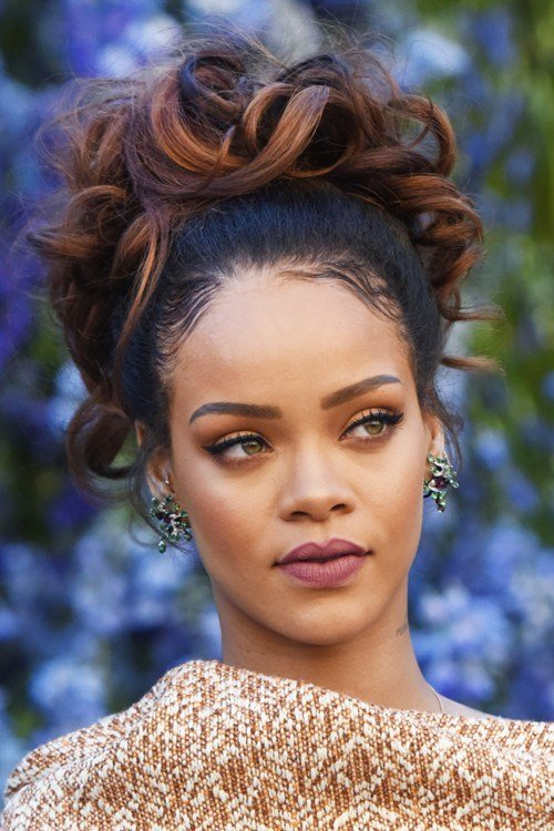 The Best Rihanna Hairstyles Hair Colors Steal Her Style Pictures