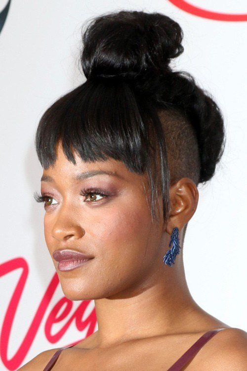 The Best Keke Palmer S Hairstyles Hair Colors Steal Her Style Pictures