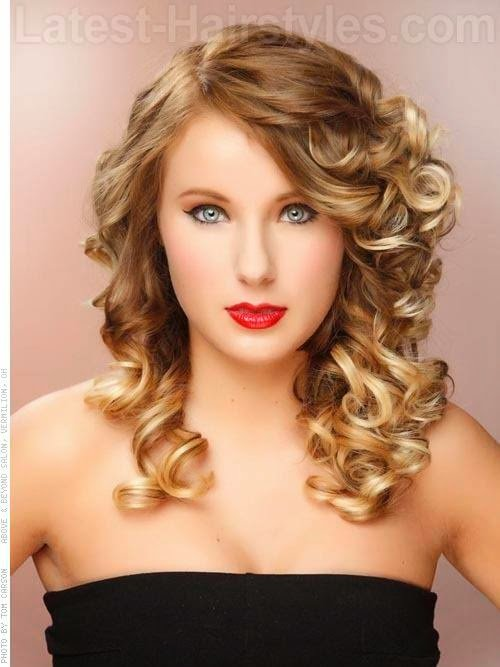 The Best Curly Hairstyles For Prom In 2015 « Prom Ideas Pictures
