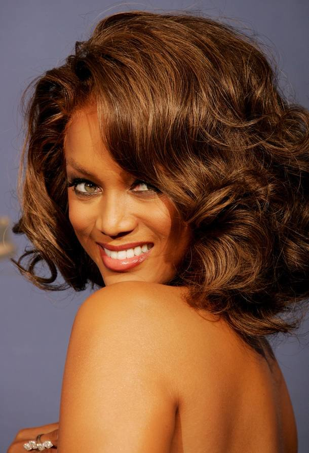 The Best Tyra Banks Hairstyle Trends Tyra Banks Hairstyle Pictures