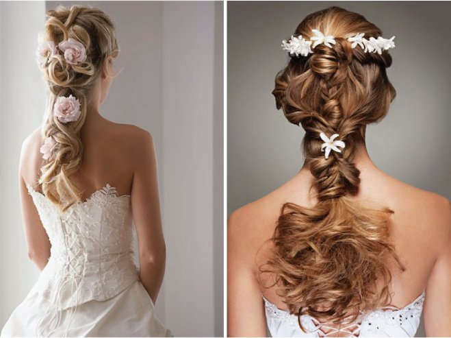 The Best Wedding Trends Braided Hairstyles Part 3 Belle The Pictures
