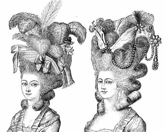 The Best Pitneypost Hair Circa 1700S Pictures Original 1024 x 768