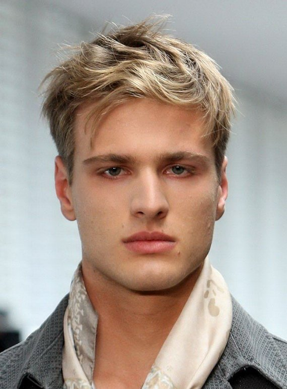 The Best Casual Wedding Hairstyles For Men Blondelacquer Pictures
