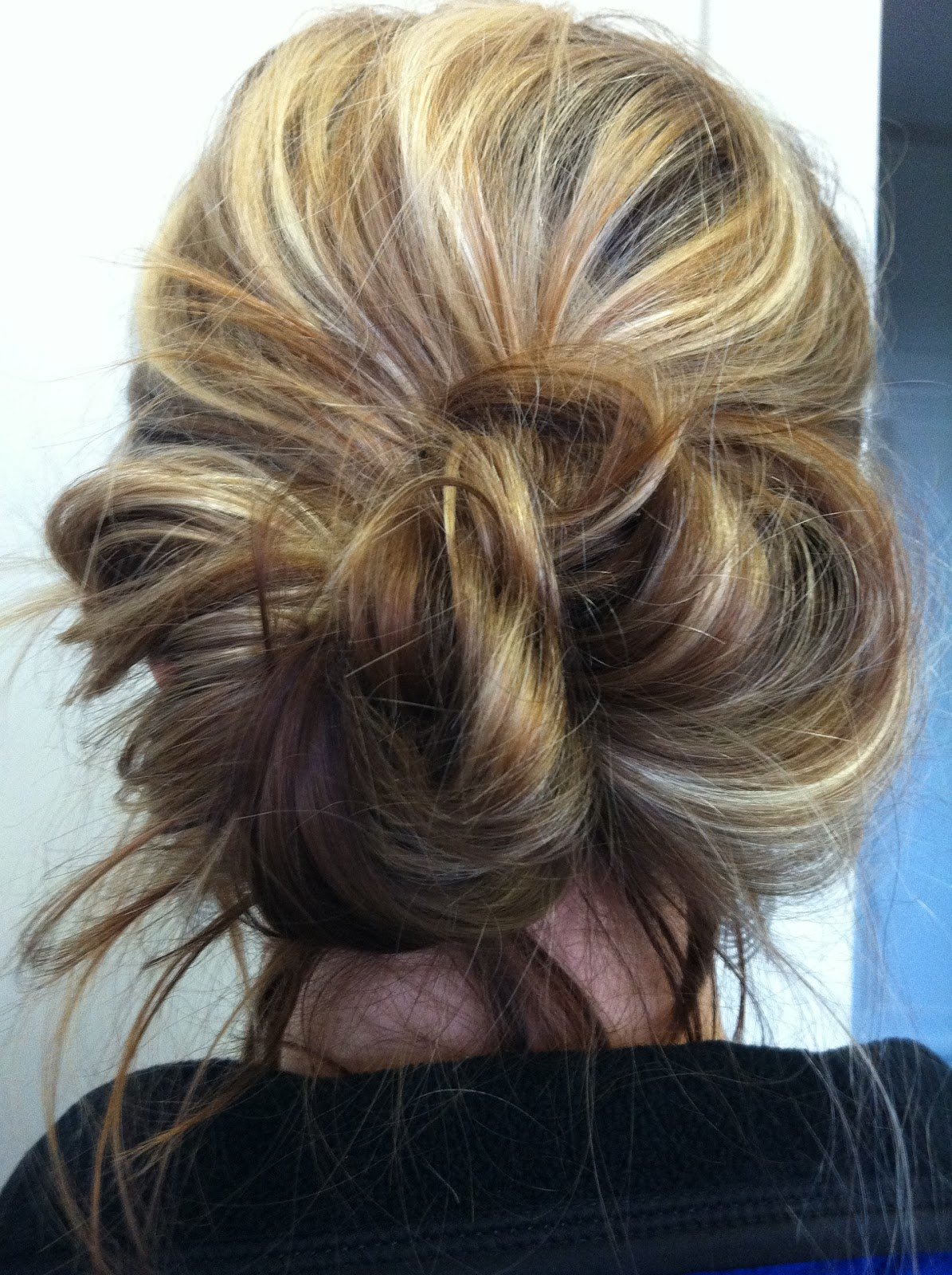The Best Bye Bye Beehive │ A Hairstyle Blog My Messy Bun As Of Late Pictures