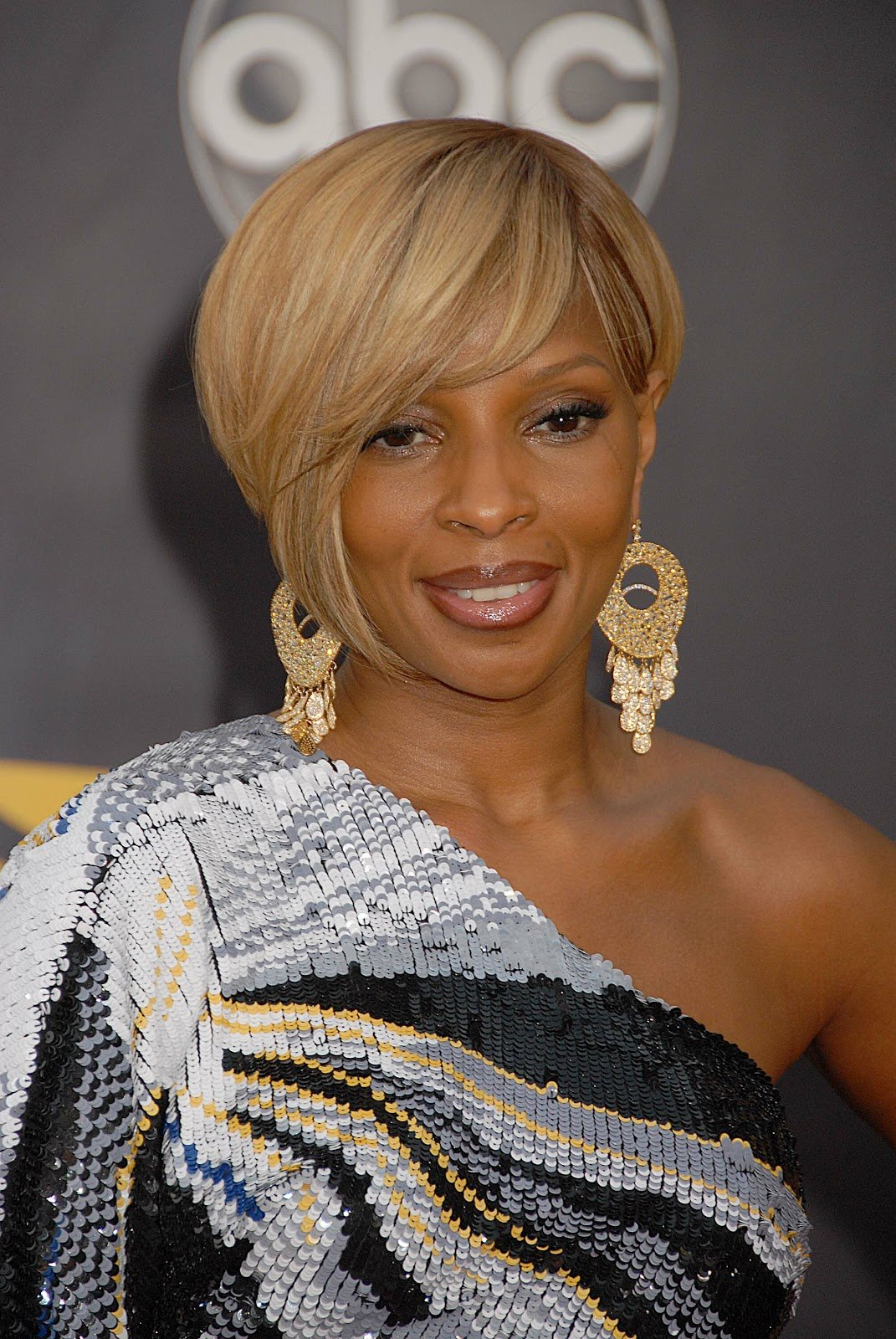 The Best Mary J Blige Hairstyle Trends Mary J Blige Hairstyle Pictures